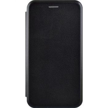 Чехол книжка из кожи G-Case Ranger для Samsung J415 (J4 Plus) черный