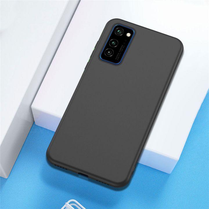 Тонкий силиконовый чехол Slim для Samsung Galaxy Note 20