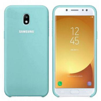 Оригинальный чехол накладка Soft Case для Samsung J730 (J7-2017) Lime