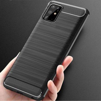 Чехол из углеродного волокна Ultimate Experience для Samsung Galaxy S20 Plus