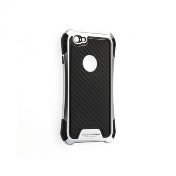 Противоударный чехол пенал Armor для iPhone 6 PLus silver